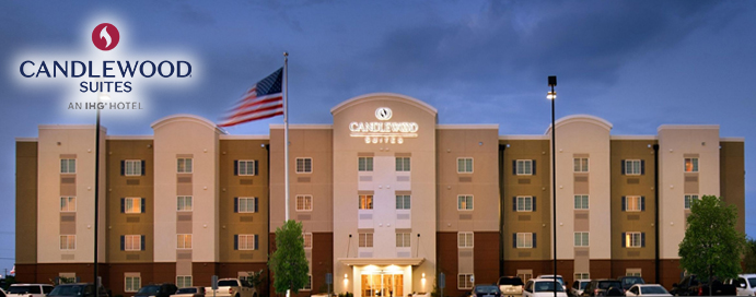 Candlewood Suites - Approved Signage