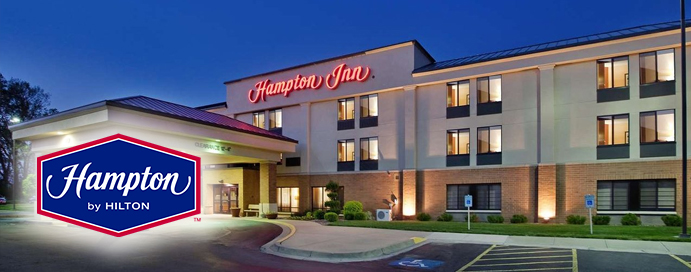 Hampton Inn - Approved Signage