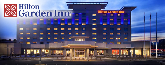 Hilton Garden Inn - Approved Signage