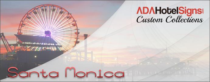 Santa Monica - Custom Collections