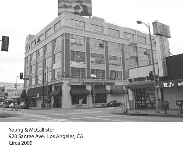 Original Los Angeles Office - Circa 2009