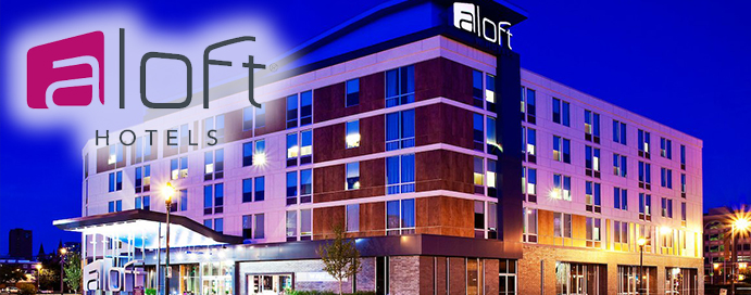 Aloft - Approved Signage