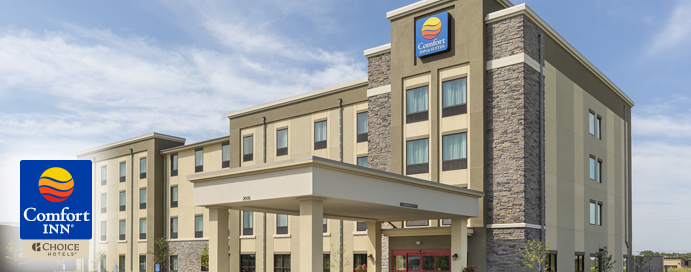 Comfort Inn - Approved Signage