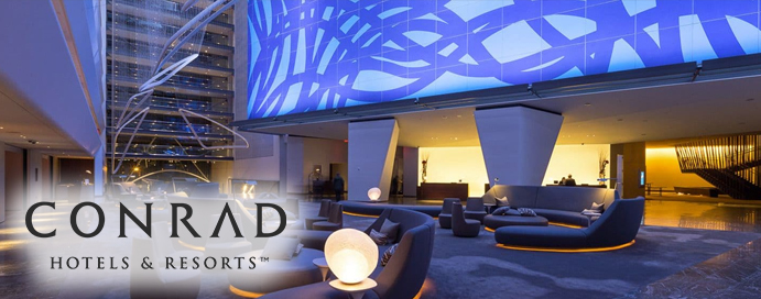 Conrad Hotels- Approved Signage