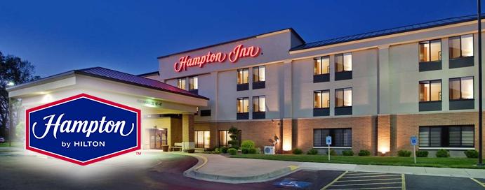 Hampton Inn - Approved Signage