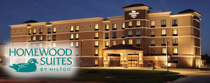 Homewood Suites - Approved Signage