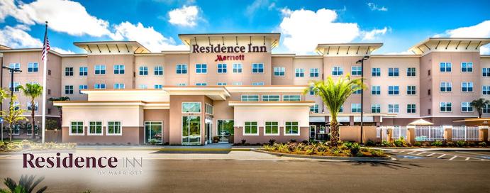 Residence Inn- Approved Signage