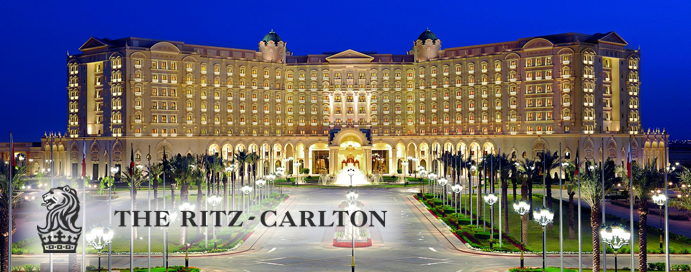 Ritz Carlton - Approved Signage