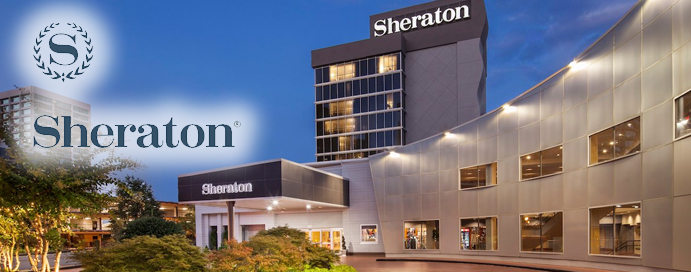 Sheraton - Approved Signage