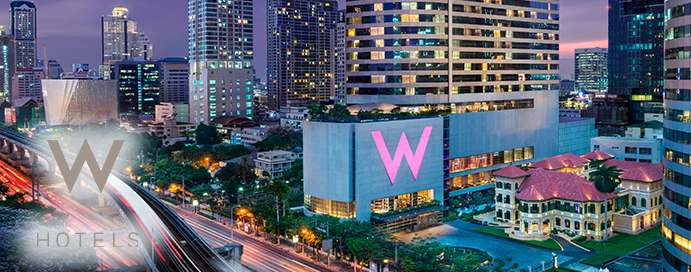 W Hotels- Approved Signage